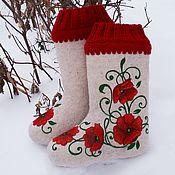 Обувь ручной работы handmade. Livemaster - original item Boots kids
