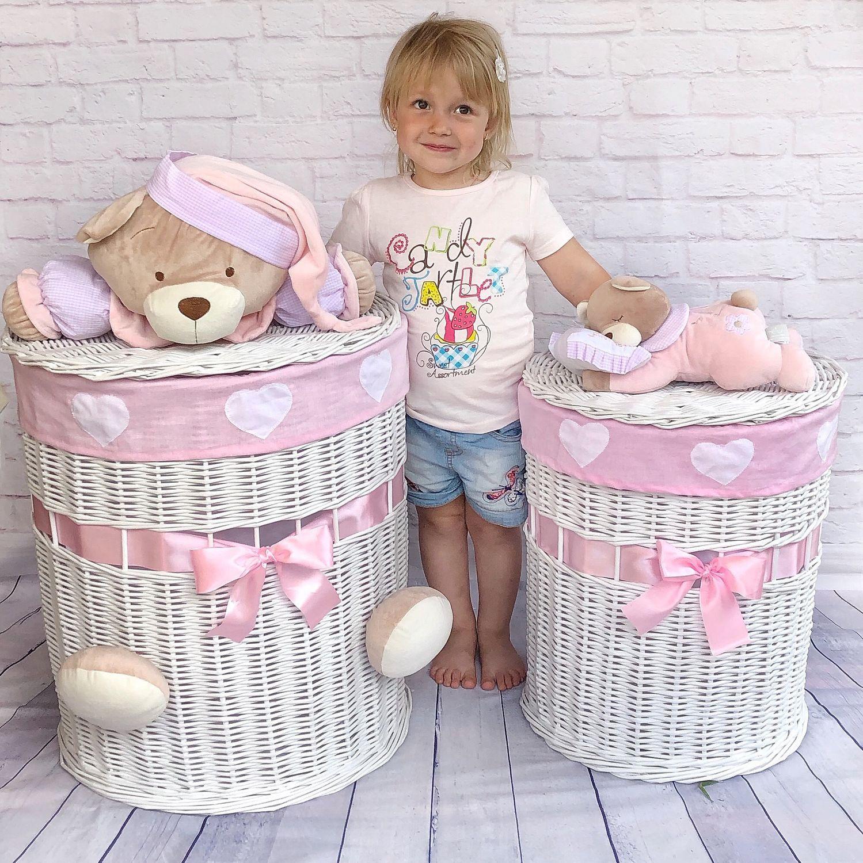 пробки нет, корзины для игрушек плетеные фото когда снял
