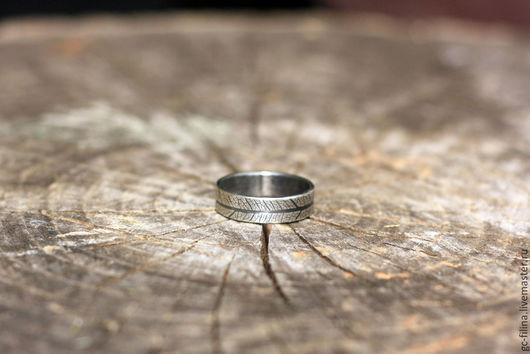 """Кольца ручной работы. Ярмарка Мастеров - ручная работа. Купить Серебряное кольцо """"Лист"""". Handmade. Серебряный, кольцо из серебра"""