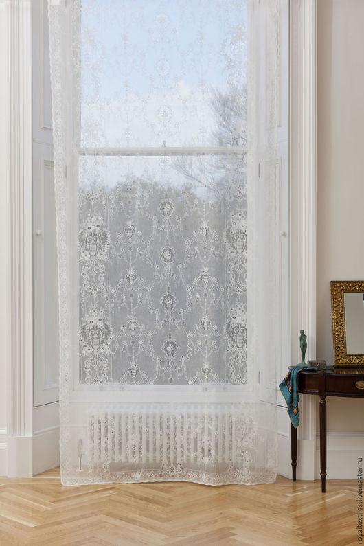 Английская ткань тюль штора кружево Morton Young & Borland Эксклюзивные и премиальные английские ткани, знаменитые шотландские кружевные тюли, пошив портьер, а также готовые шторы и диванные подушки
