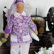 Куклы и игрушки ручной работы. Ярмарка Мастеров - ручная работа Копия работы Тильда ангел добрых снов текстильная интерьерная кукла. Handmade.