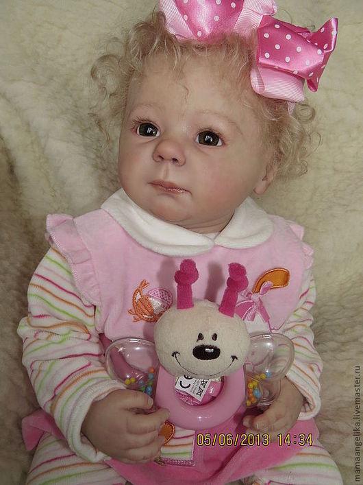 Куклы-младенцы и reborn ручной работы. Ярмарка Мастеров - ручная работа. Купить кукла реборн Ксюша. Handmade. Марли, генезис