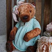 """Куклы и игрушки ручной работы. Ярмарка Мастеров - ручная работа Медвежонок из коллекции """"Мой плюшевый друг"""". Handmade."""