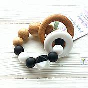 Куклы и игрушки handmade. Livemaster - original item Teether