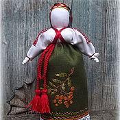 """Куклы и игрушки ручной работы. Ярмарка Мастеров - ручная работа """"На устроение ЛАДА в семье""""  авторская кукла. Handmade."""