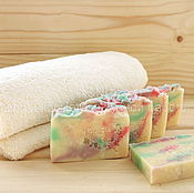 Косметика ручной работы handmade. Livemaster - original item Organic handmade soap