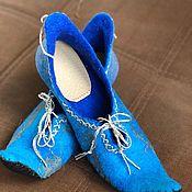 Тапочки ручной работы. Ярмарка Мастеров - ручная работа Тапочки: Принцесса Жасмин.. Handmade.