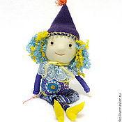Куклы и игрушки ручной работы. Ярмарка Мастеров - ручная работа Куколка улыбчивая фея. Handmade.
