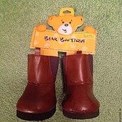 Материалы для творчества ручной работы. Ярмарка Мастеров - ручная работа Обувь для мишек Тедди и кукол. Handmade.
