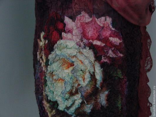 """Пиджаки, жакеты ручной работы. Ярмарка Мастеров - ручная работа. Купить Жакет валяный """"Барокко-2"""". Handmade. Жакет, Валяние"""
