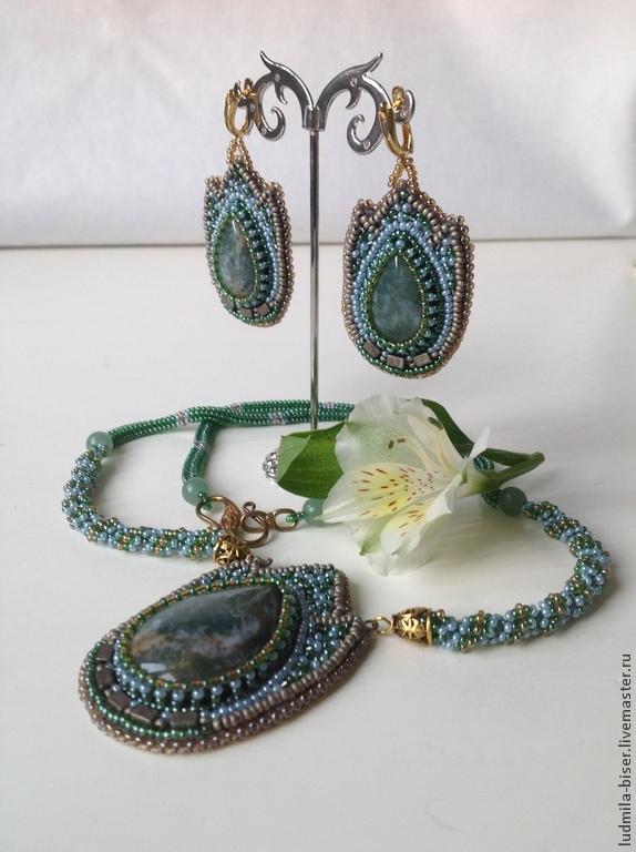 """Комплект """"Альпийская весна"""", Jewelry Sets, Moscow,  Фото №1"""