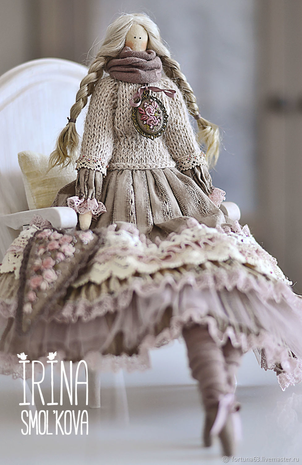 Doll Tilda Does Shop Online On Livemaster With Shipping