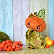 Куклы и игрушки ручной работы. Ярмарка Мастеров - ручная работа Тыковка Момо Тыква Pumpkin Хэллоуин. Handmade.