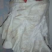 Аксессуары handmade. Livemaster - original item Pashmina woolen Winter. Handmade.