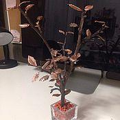 Для дома и интерьера ручной работы. Ярмарка Мастеров - ручная работа Деревце интерьерное. Handmade.