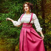 Одежда handmade. Livemaster - original item Sundress brisket