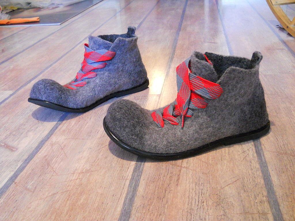 Обувь войлочная мужская купить в спб