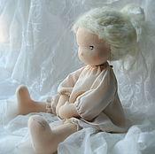Вальдорфские куклы и звери ручной работы. Ярмарка Мастеров - ручная работа кукла вальдорфская Неженка. Handmade.