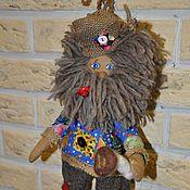 Куклы и игрушки ручной работы. Ярмарка Мастеров - ручная работа Домовой Никодим. Handmade.