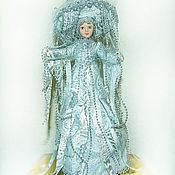Куклы и игрушки handmade. Livemaster - original item Cloud (Rain) - a fabulous porcelain doll. Handmade.