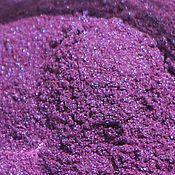 Тени ручной работы. Ярмарка Мастеров - ручная работа Минеральные тени сатиновые сиренево-розовые Magic Lilac. Handmade.