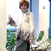 """Одежда ручной работы. Ярмарка Мастеров - ручная работа Жакет """"Весенний"""". Handmade."""