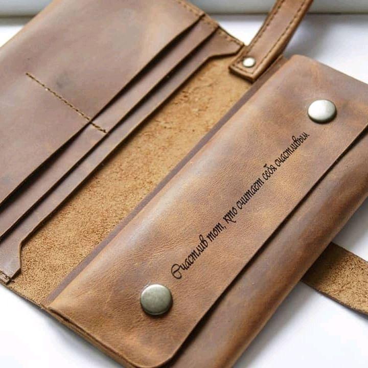 fb85a24e6a96 Купить мужской кошелек из · Кошельки и визитницы ручной работы. мужской  кошелек из натуральной кожи. TwoHandsRussia.