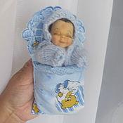 Куклы и игрушки ручной работы. Ярмарка Мастеров - ручная работа Младенец. Handmade.