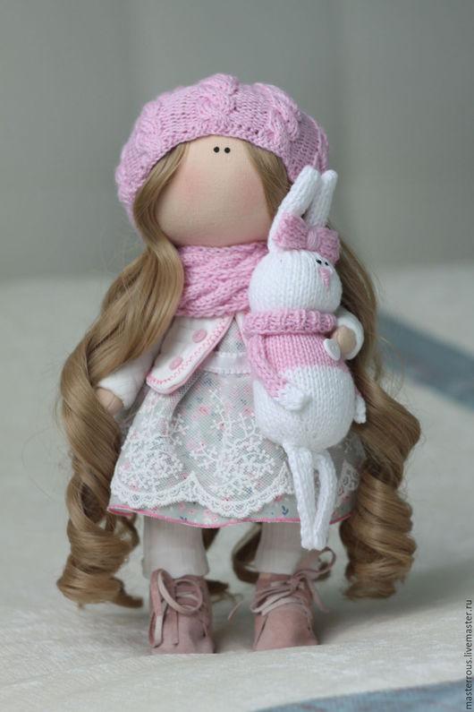 Куклы тыквоголовки ручной работы. Ярмарка Мастеров - ручная работа. Купить Интерьерная кукла. Handmade. Интерьерная игрушка, подарок, хлопок