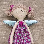 Куклы и игрушки ручной работы. Ярмарка Мастеров - ручная работа Сплюшка Ангел. Handmade.