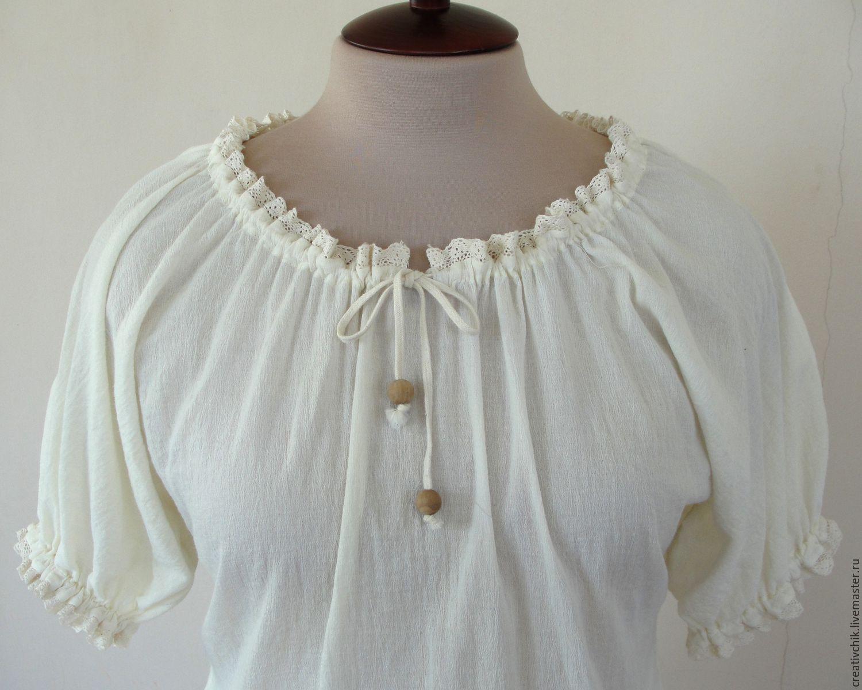 Летняя Блузка Купить