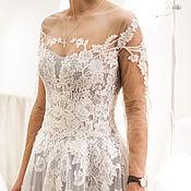 """Свадебный салон ручной работы. Ярмарка Мастеров - ручная работа Свадебное платье """"Snow Queen"""". Handmade."""