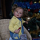 Куклы-младенцы и reborn ручной работы. Варюша. Наталья Кудрявцева (bikova). Ярмарка Мастеров. Генезис, гранулят металлический