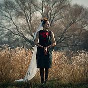 Одежда handmade. Livemaster - original item Little Black Dress Evening Wear Sleeveless Dress Cocktail Dress Casual. Handmade.