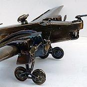 Для дома и интерьера ручной работы. Ярмарка Мастеров - ручная работа Воздушный линкор Сталина. Handmade.