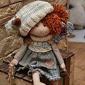 Куклы и игрушки ручной работы. Ярмарка Мастеров - ручная работа Зимний ангелок. Handmade.