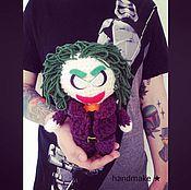 Куклы и игрушки ручной работы. Ярмарка Мастеров - ручная работа Мягкая игрушка большой Джокер. Handmade.
