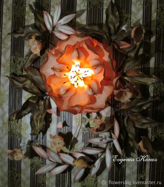 Vintage luminous painting 3D wall Sconce wall Lamp, Wall lights, Slavgorod,  Фото №1