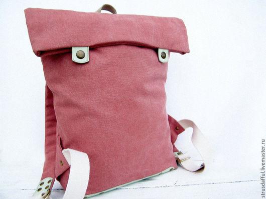 женский рюкзак,мужской рюкзак, рюкзак из ткани, городской рюкзак, рюкзак-скрутка, рюкзак для девушки, туристический рюкзак, повседневный рюкзак, рюкзак большой;