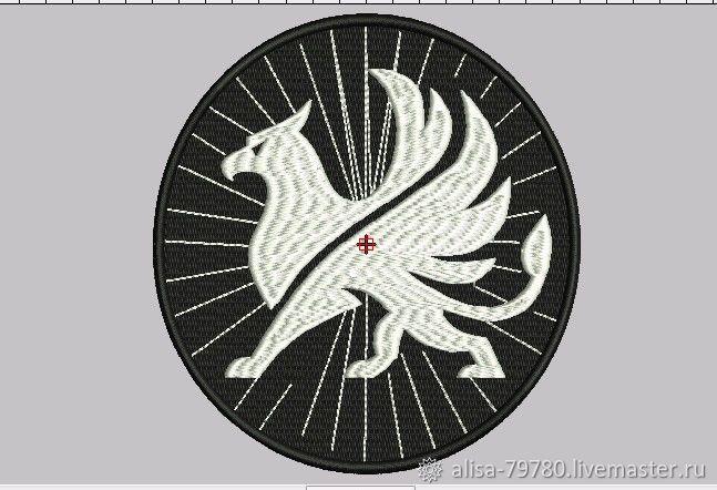 Дизайн для машинной вышивки, Дизайн, Симферополь, Фото №1