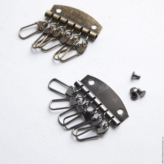 Шитье ручной работы. Ярмарка Мастеров - ручная работа. Купить Заготовка для ключницы, прямоугольная, 2 цвета. Handmade. Заготовка для творчества