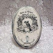 "Для дома и интерьера handmade. Livemaster - original item Keyholder ""Happy Couple"". Handmade."