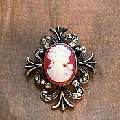 Винтаж handmade. Livemaster - original item Cameo, pendant pendants, the Netherlands. Handmade.