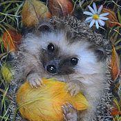 """Картины и панно ручной работы. Ярмарка Мастеров - ручная работа """" Осенняя колыбель"""". Handmade."""
