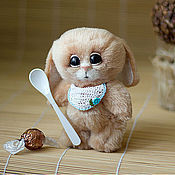 Куклы и игрушки ручной работы. Ярмарка Мастеров - ручная работа Пирожок. Handmade.