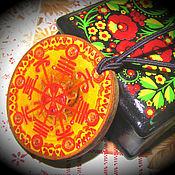 Фен-шуй и эзотерика handmade. Livemaster - original item Amulet runic,