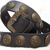 Аксессуары handmade. Livemaster - original item Belt buckle