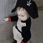 Куклы и игрушки ручной работы. Ярмарка Мастеров - ручная работа Наполеончик.. Handmade.