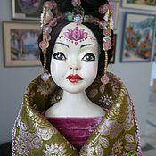 Куклы и игрушки ручной работы. Ярмарка Мастеров - ручная работа Музыкальная кукла Лотос. Handmade.