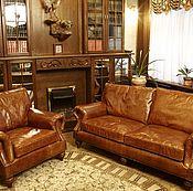 Для дома и интерьера ручной работы. Ярмарка Мастеров - ручная работа Мягкая мебель на заказ. Handmade.